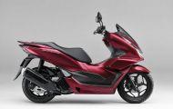 Honda PCX 160 được ra mắt, động cơ mạnh 15,5 mã lực