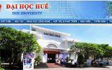 Đại học Huế công bố điểm sàn đại học năm 2020