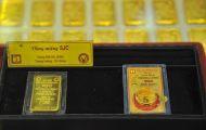Giá vàng trong nước tăng 400.000 đồng/lượng