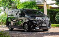 'Chuyên cơ mặt đất' Toyota Alphard chạy 1 năm, bay hơn nửa tỷ