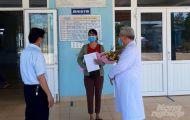 Bệnh nhân Covid-19 được xuất viện sau 13 lần xét nghiệm