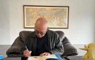 Cha con nhà văn Kim Lân 'hội ngộ' trong tuyển tập Người kép già