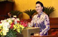 Khai mạc trọng thể Kỳ họp thứ 11, Quốc hội khóa XIV, kỳ họp kiện toàn nhân sự lãnh đạo Nhà nước