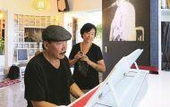 Không gian căn hộ, nơi nhạc sĩ Trần Tiến đang nghỉ ngơi và dưỡng bệnh ở Vũng Tàu