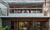 Ấn tượng với nhà sàn mái tôn chống lũ tuyệt đẹp ở Châu Đốc