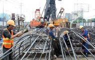 Giá thép tăng cao, cổ phiếu ngành xây dựng 'cắm đầu'