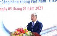 Thủ tướng: Sân bay Long Thành đóng góp vào sự hùng cường của Việt Nam