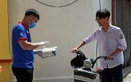 Trường đại học hỗ trợ sinh viên vùng dịch ở lại Thủ đô ăn Tết