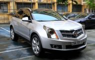Cadillac SRX 2010 - SUV hạng sang giá dưới 1 tỷ đồng tại Việt Nam