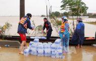 Quảng Bình: Nước rút nhanh, thuận lợi cho công tác cứu trợ