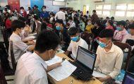 Trường nghề 'rủng rỉnh' thí sinh cho năm học mới