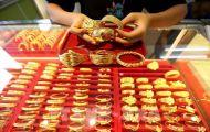 Giá vàng ổn định quanh mốc 55 triệu đồng/lượng