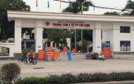 Dự kiến chiều 29/1, Bệnh viện dã chiến tại Trung tâm Y tế thành phố Chí Linh sẽ tiếp nhận bệnh nhân COVID-19