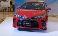 Toyota Vios GR Sport 2021 từ 557 triệu tại Malaysia về Việt Nam
