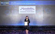 Mondelez Kinh Đô thăng hạng trong top 100 nơi làm việc tốt nhất Việt Nam