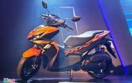 Yamaha NVX phiên bản mới giá 53 triệu đồng, không có bản 125 cc