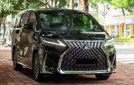 Chi tiết Lexus LM300h chào bán 9,2 tỷ đồng tại Việt Nam