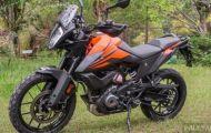 KTM 390 Adventure 2021 ra mắt tại Malaysia, giá 166 triệu đồng