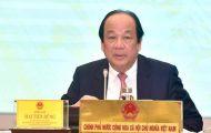 Chính phủ đề ra mục tiêu, nhiệm vụ phấn đấu tăng trưởng GDP 6,5% năm 2021