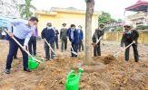 Công an Hà Nội phát động 'Tết trồng cây đời đời nhớ ơn Bác Hồ'