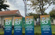 Người dân Thủ Đức dùng miễn phí data 5G Viettel