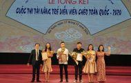 Quảng Ninh có 1 nữ diễn viên chèo triển vọng