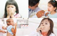Các cách giúp đường hô hấp của trẻ khỏe mạnh trong mùa đông