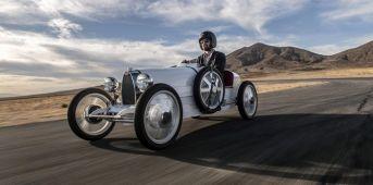 Bugatti Baby II được ra mắt tại Mỹ