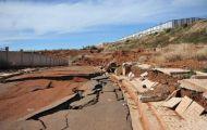Công trình nghìn tỷ 5 lần bị sụt lún: Do mưa nhiều?