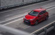 Toyota Yaris đời 2021 được ra mắt tại Malaysia