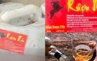 Yêu cầu thu hồi ngay sản phẩm Rượu Nếp, Hầm Rượu Việt
