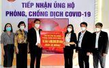 Hơn 61 tỷ đồng ủng hộ Hải Dương chống dịch Covit-19