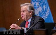 Tổng Thư ký Liên hợp quốc nêu ưu tiên trong nhiệm kỳ hai
