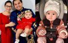 Cựu siêu mẫu lấy vợ là Hoa hậu, sinh con gái gần 1 tuổi xinh như thiên thần