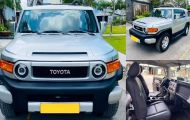 Toyota FJ Cruiser lăn bánh 13 năm, 'thét' 1,25 tỷ ở Sài Gòn