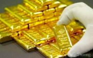 Giá vàng hôm nay ngày 27/4: Tăng nhẹ chiều mua và giảm ở chiều bán