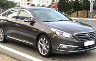 Cận cảnh Hyundai Sonata nhập chạy 6 năm, 600 triệu tại VIệt Nam