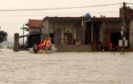 Áp thấp nhiệt đới có khả năng mạnh lên thành bão, miền Trung mưa lớn