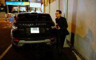 Khám phá xế hộp tiền tỷ Range Rover Evoque của NSND Hoàng Dũng