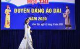 Hội thi Duyên dáng áo dài mừng Ngày Phụ nữ Việt Nam