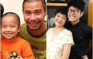 Sau 11 năm bố mẹ ly hôn, con trai Công Lý- Thảo Vân giờ cao 1m7, đã có bạn gái