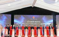 Phó thủ tướng Lê Văn Thành dự khởi động dự án nhà máy điện khí hơn 47.000 tỉ