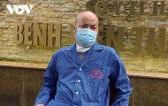 Bệnh nhân F0 đầu tiên tại BV Thanh Nhàn (Hà Nội) thoát khỏi tử thần nhờ can thiệp ECMO