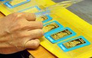 Giá vàng bật tăng sau khi giảm sâu
