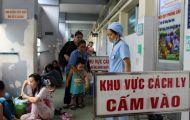 TPHCM: Hơn 60 trẻ phải nhập viện vì mắc sởi trong 1 tuần