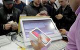 Giá trị Apple chính thức cán mốc 1.000 tỷ USD