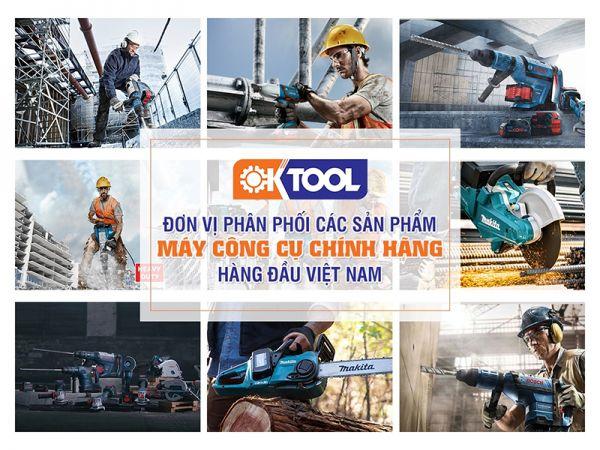 OKTOOL - Nhac cung cấp máy công cụ chính hãng hàng đầu