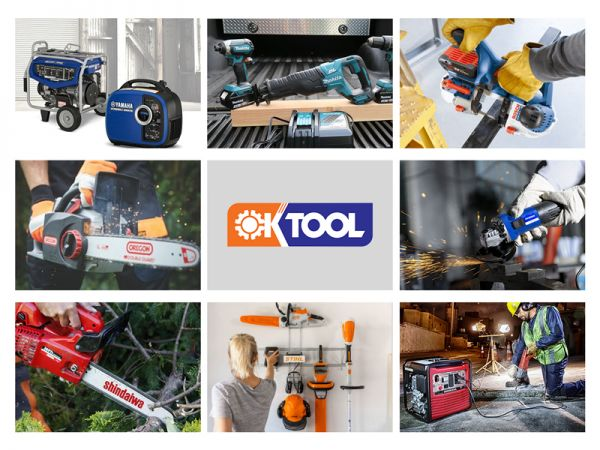 Các thương hiệu máy công cụ do OKTOOL phân phối