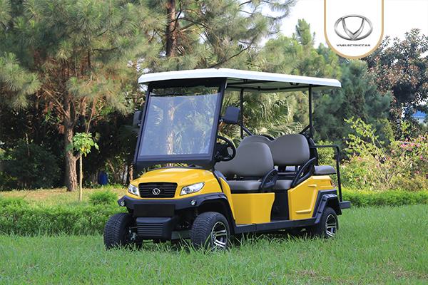 Giải mã sức hút của xe điện sân golf VN Electric Cars