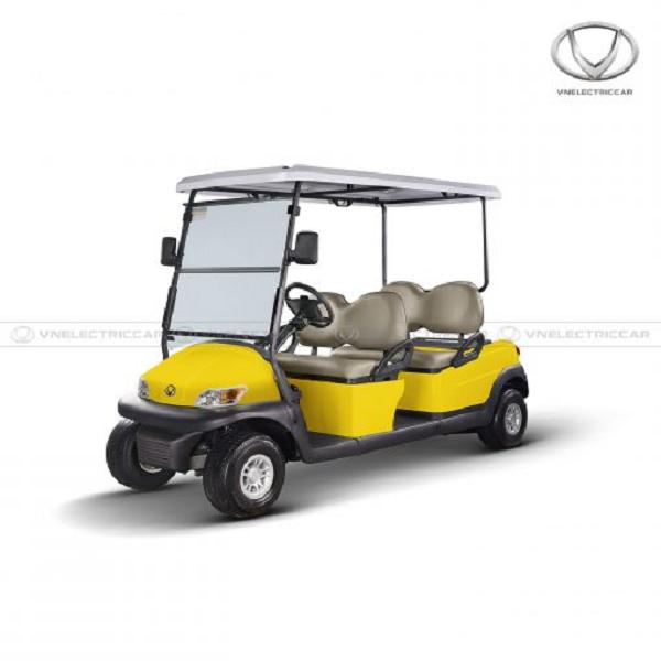 Xe điện 4 chỗ - Phương tiện di chuyển linh hoạt, hiện đại